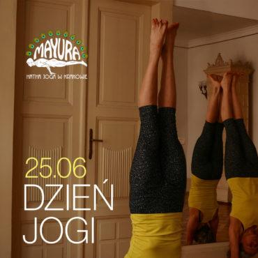 Dzień jogi – 25.06