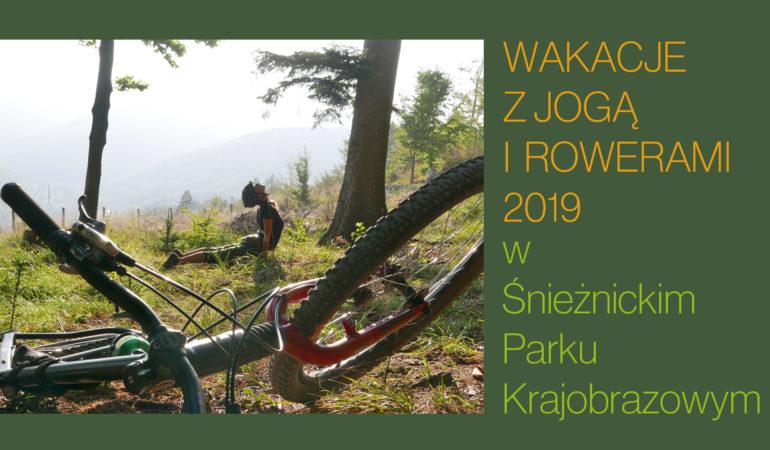 Wakacje z Jogą i Rowerami, 11-18.08